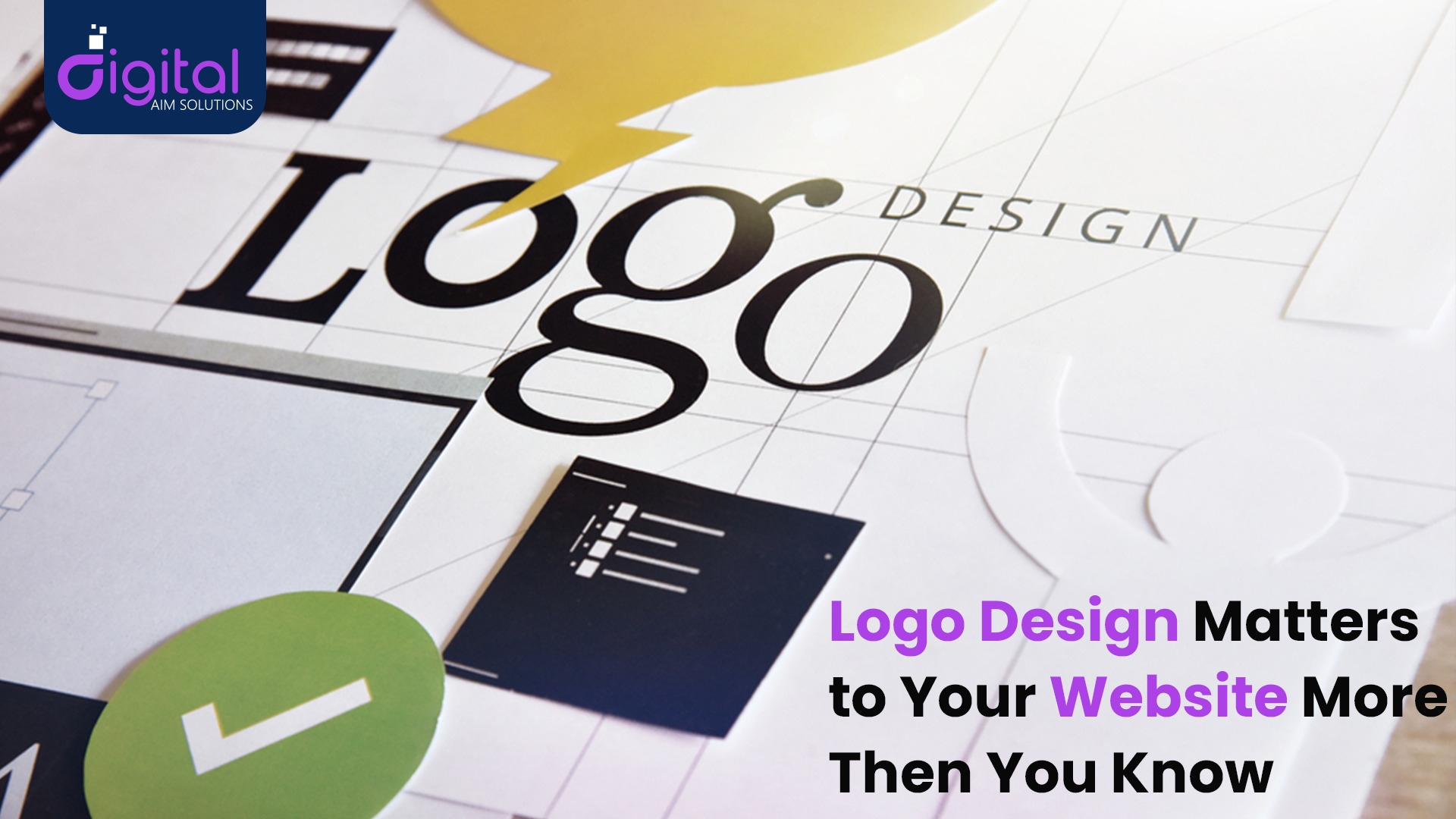 Logo Design matters to your website more than you know